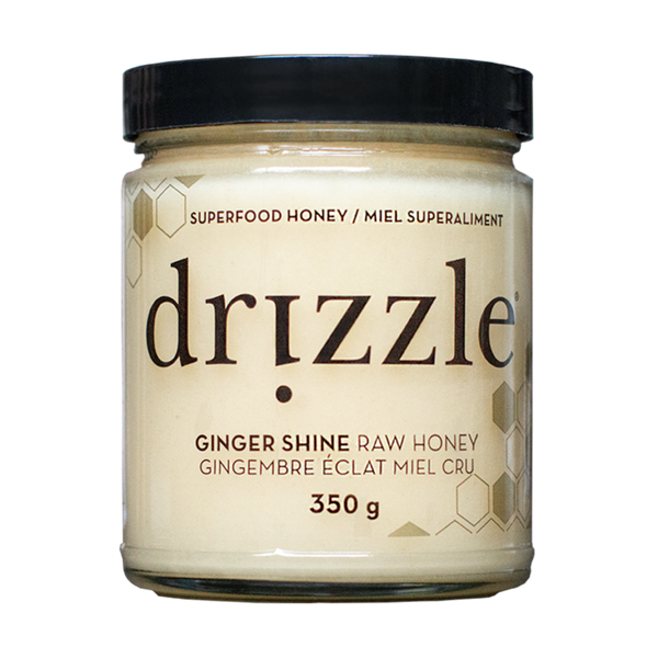 Ginger Shine Raw Honey