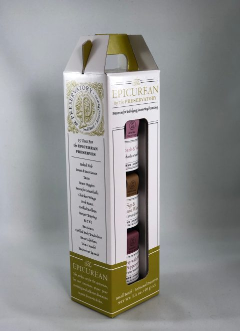 The Epicurean Gift Pack