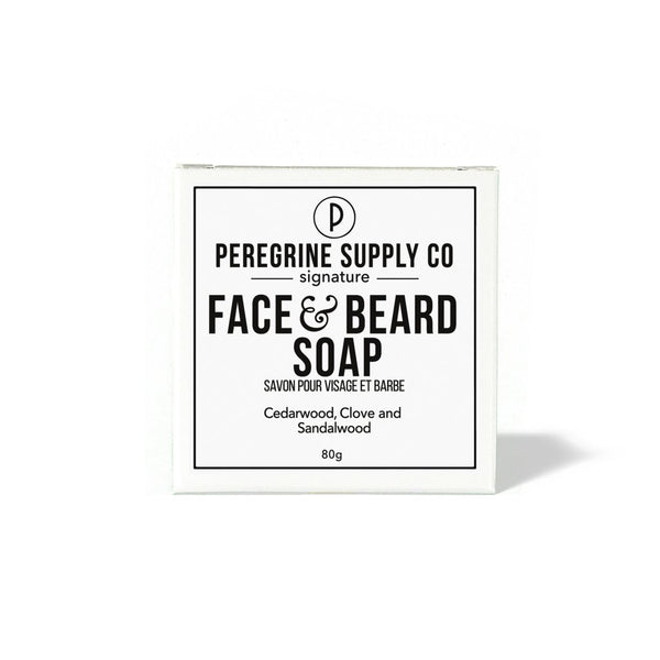 Face & Beard Soap for Men