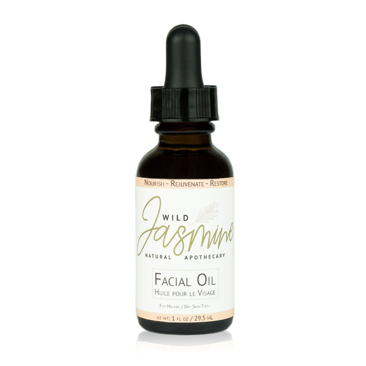 Facial Oil - Rejuvenating