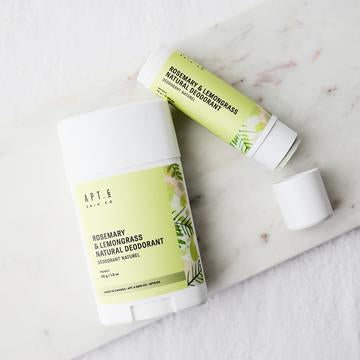 Rosemary & Lemongrass Deodorant