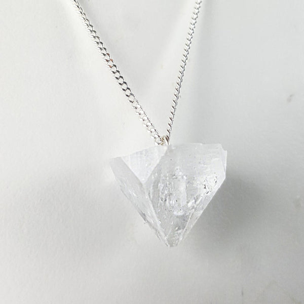 Spiritual Light Necklace - Apophyllite