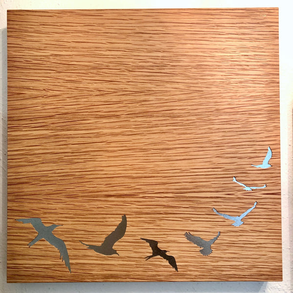 Magnet Board - Birds
