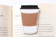 Coffee Magnetic Bookmark