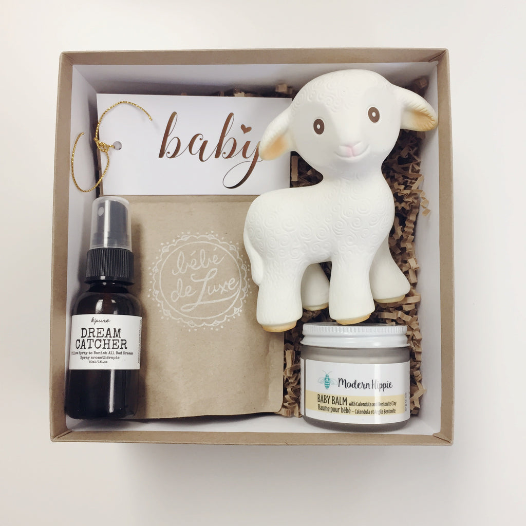 Counting Sheep  - Baby Gift Box