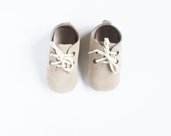 Jericho Baby Shoes - Sand