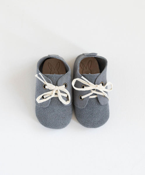 Jericho Baby Shoes - Grey
