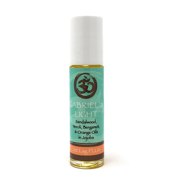Jet Lag Plus - Essential Oil Roll-on