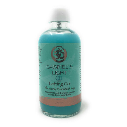 Letting Go Vibrational Essence Spray
