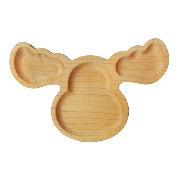 Timber Child Moose Plate