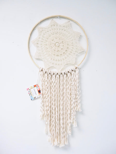 Circle Macrame Wall Hanging
