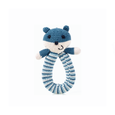 Organic Bear Rattle - Blue