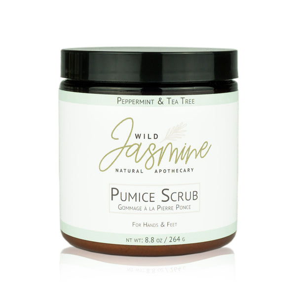 Pumice Scrub - Peppermint & Tea Tree