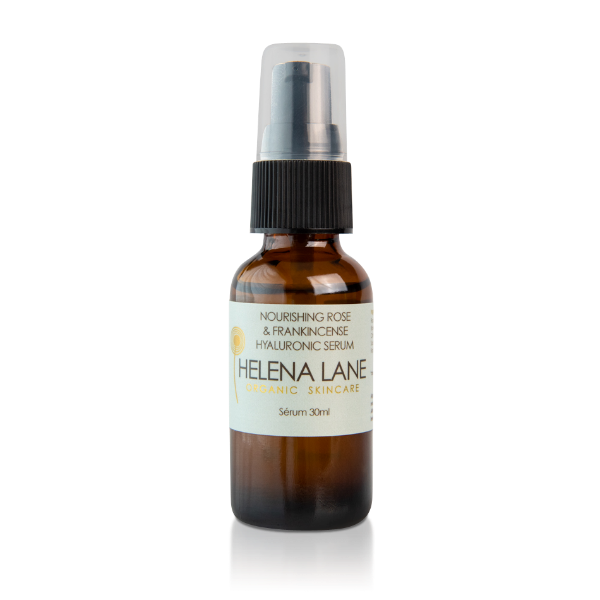 Nourishing Rose & Frankincense Hyaluronic Serum