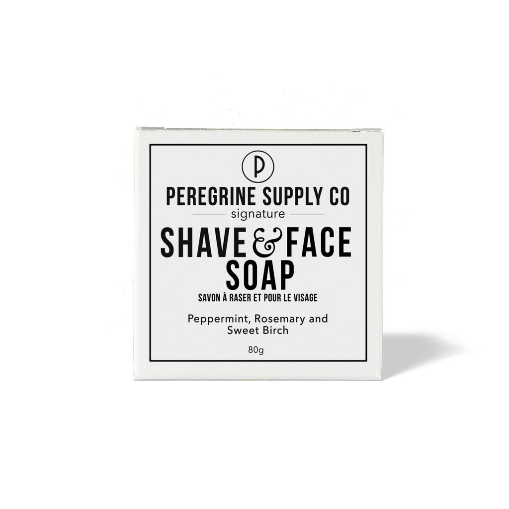 Shave & Face Soap -  Peregrine for Men