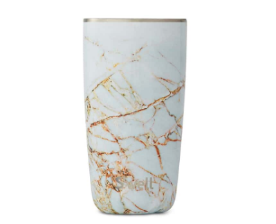S'well Tumbler - Calacatta Gold