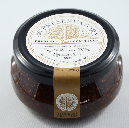 Figs & Walnut Wine Preserves