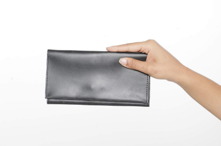 ABLE Debre Wallet Black