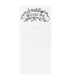 Magnetic Notepad (various styles) 4.5x9.5