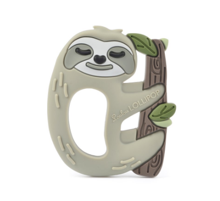 Sloth Silicone Teether