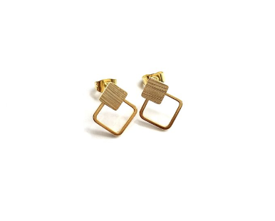 Cindy Gold Earrings