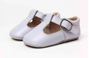 Aston Baby Shoes - Lavender