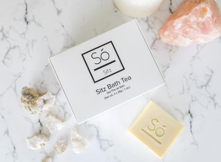 So Luxury - Sitz Bath Tea