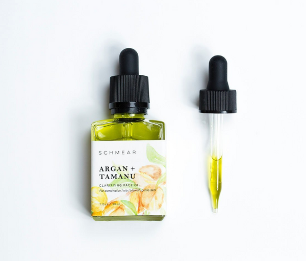 Facial Oil - Clarifying Argan + Tamanu