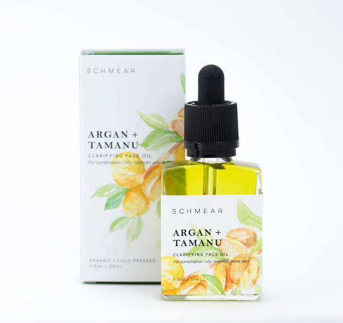 Argan + Tamanu Clarifying Face Oil