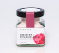Hibiscus Pomegranate Antioxidant Face Mask