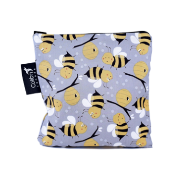 Large Snack Bag - Bees
