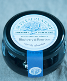 Blueberry Bourbon Preserves