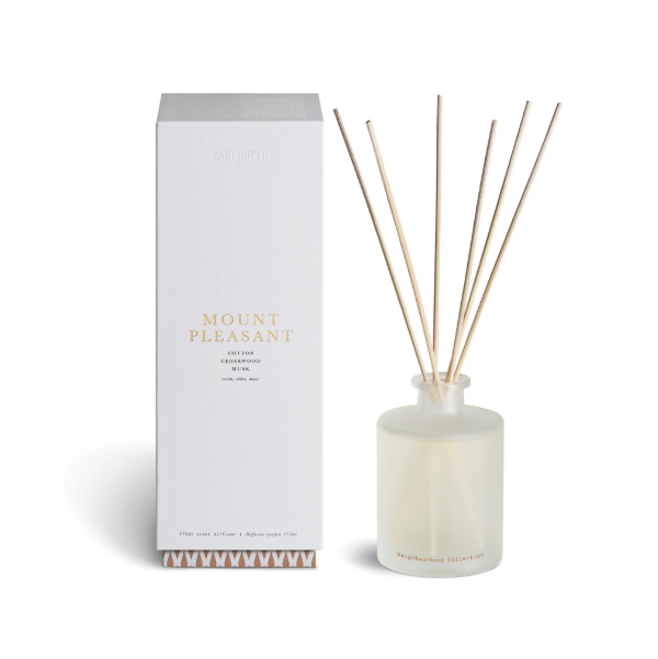Vancouver Candle Co. - Mount Pleasant Diffuser