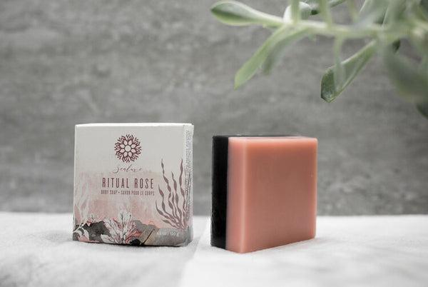 Body Soap - Ritual Rose