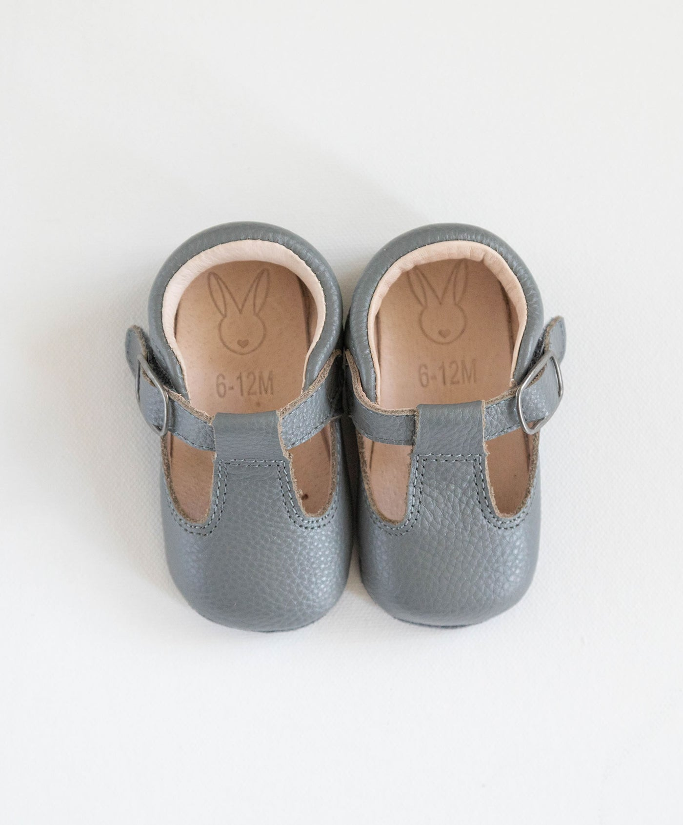 Shaughnessy Baby Shoes - Grey