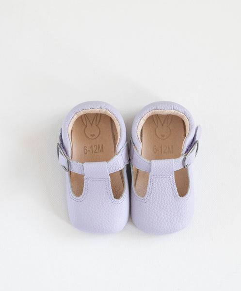 Shaughnessy Baby Shoes - Lavender
