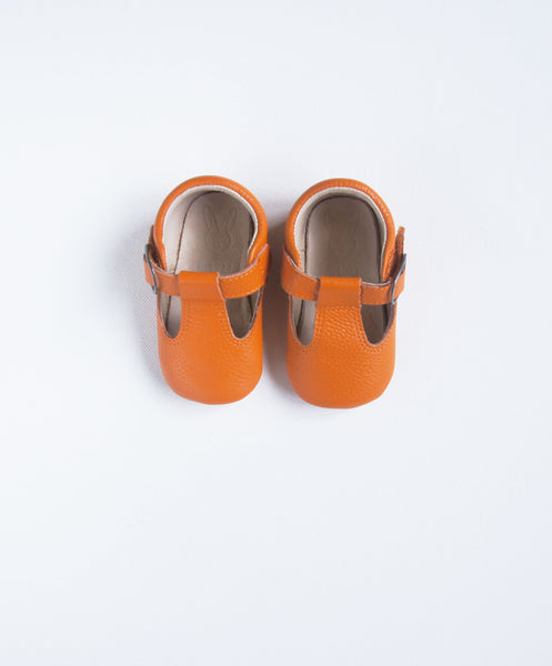 Shaughnessy Baby Shoes - Maple