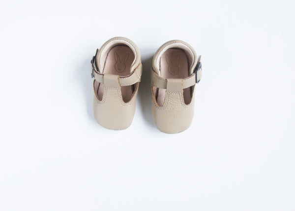 Shaughnessy Baby Shoes - Sand