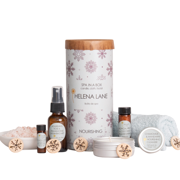 Spa in a Box - Nourishing