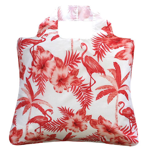 Envirosax Roll-Up Bag - Tropics Bag 4