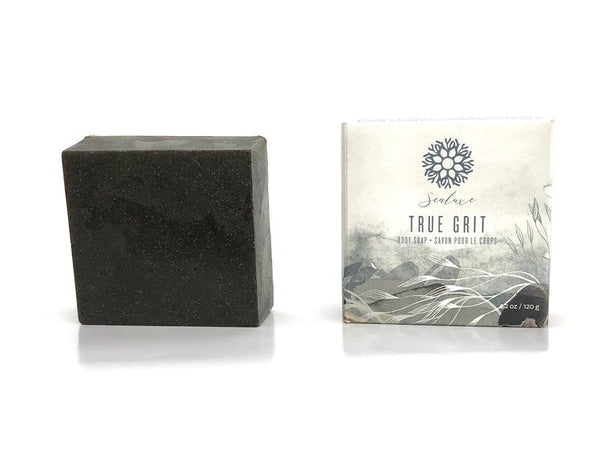 True Grit Bar Soap