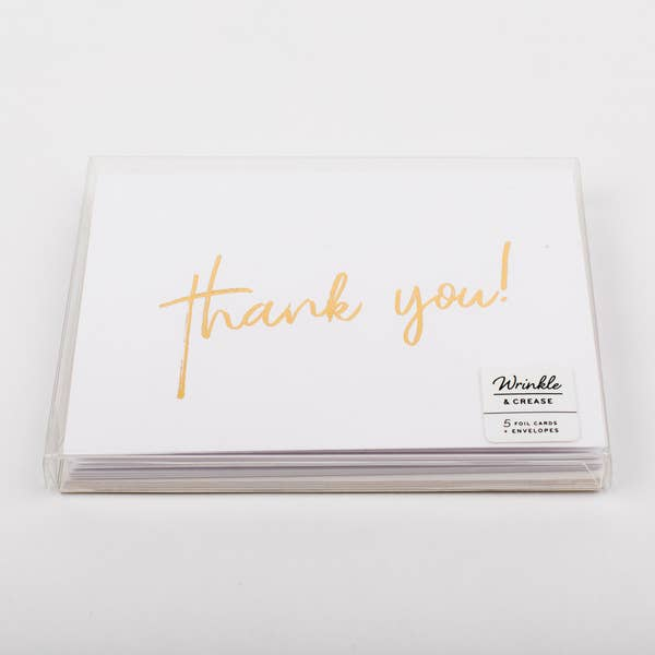 Thank You - Boxed Set