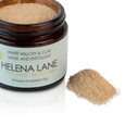 Facial Mask & Exfoliant - White Willow & Clay