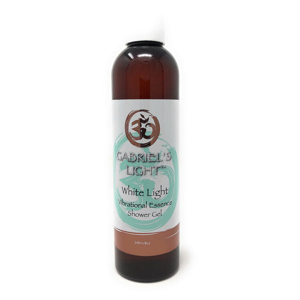 White Light Vibrational Essence Shower Gel