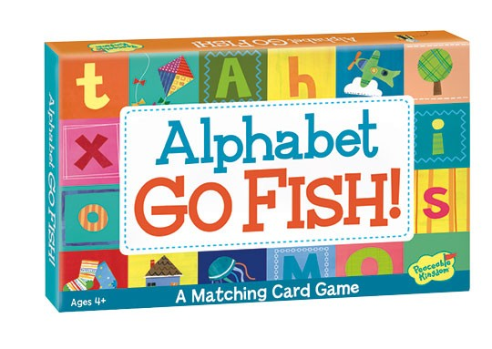 Alphabet Go Fish! Game