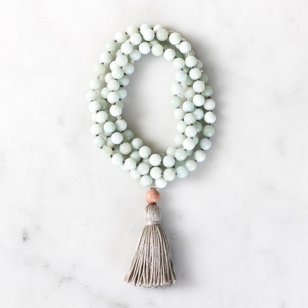 Soothe Mala Necklace