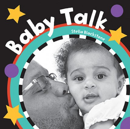 Baby Talk Board Book