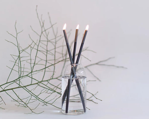 Everlasting Candles - Black