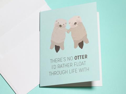 CraftedVan - There's No Otter Card