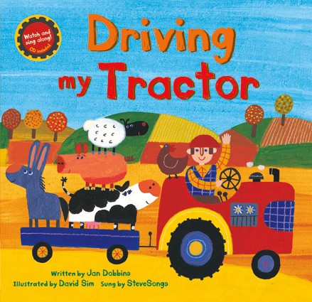 Driving My Tractor - Enhanced CD edition